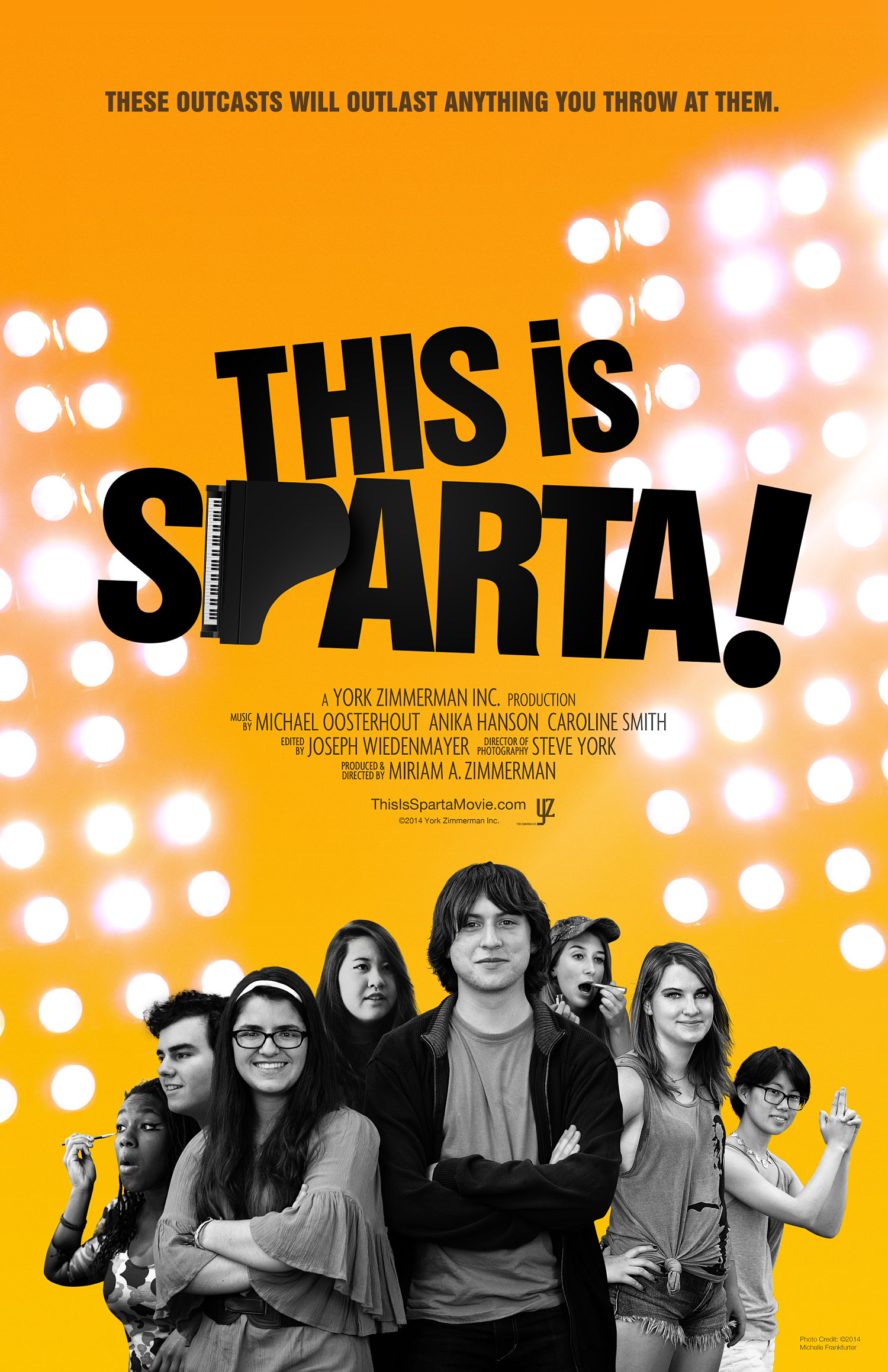 - What would you do if your high school classmates rolled their eyes and dismissed you as just another nerdy weirdo who doesn't fit in?The teens known as Spartans didn't let others define them. They wrote and performed a full-length musical about their group of friends, and invited the world to come see it.A 90 minute documentary about real friends, good music, & how to survive high school.