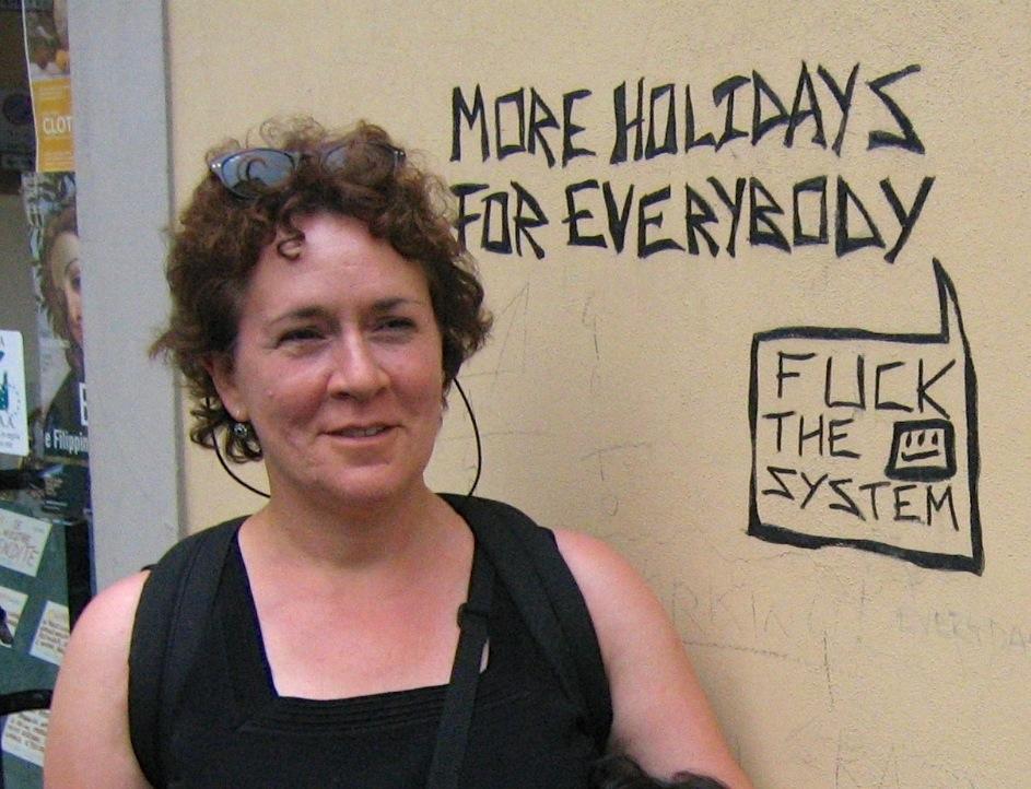 Miriam Zimmerman, 2004.