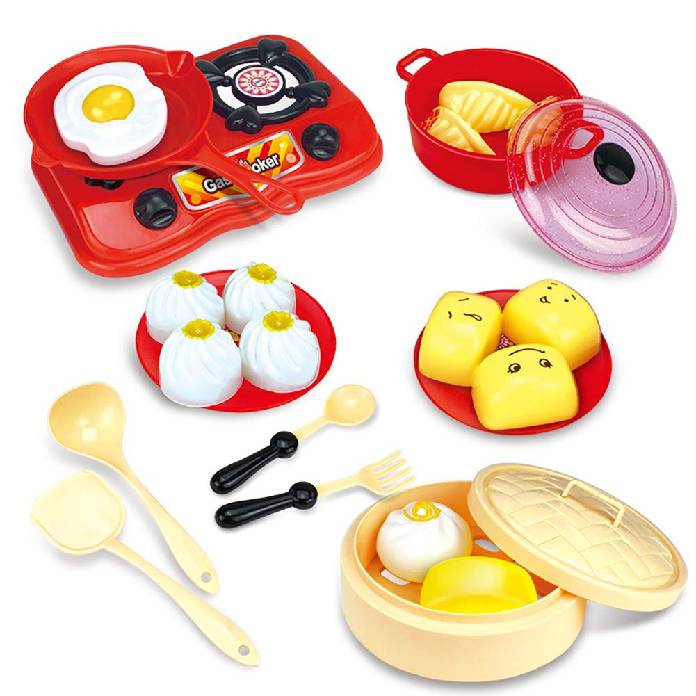 play food - This is one of my favorite play food sets right now, since it includes dumplings!