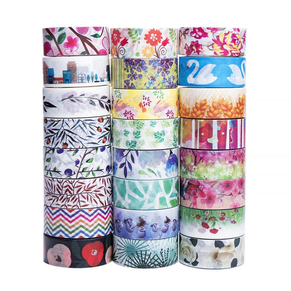 my favorite washi tapes