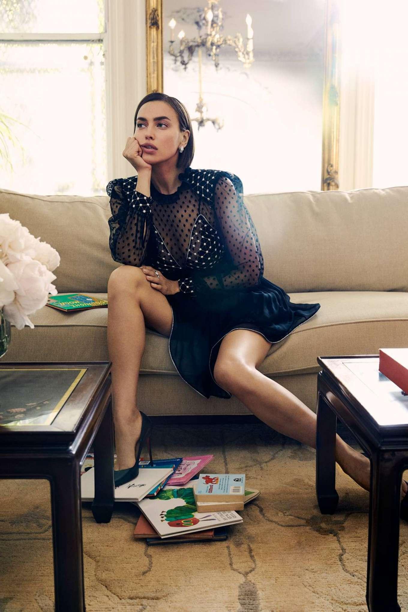 Irina Shayk - Harper's Bazaar Summer 2019