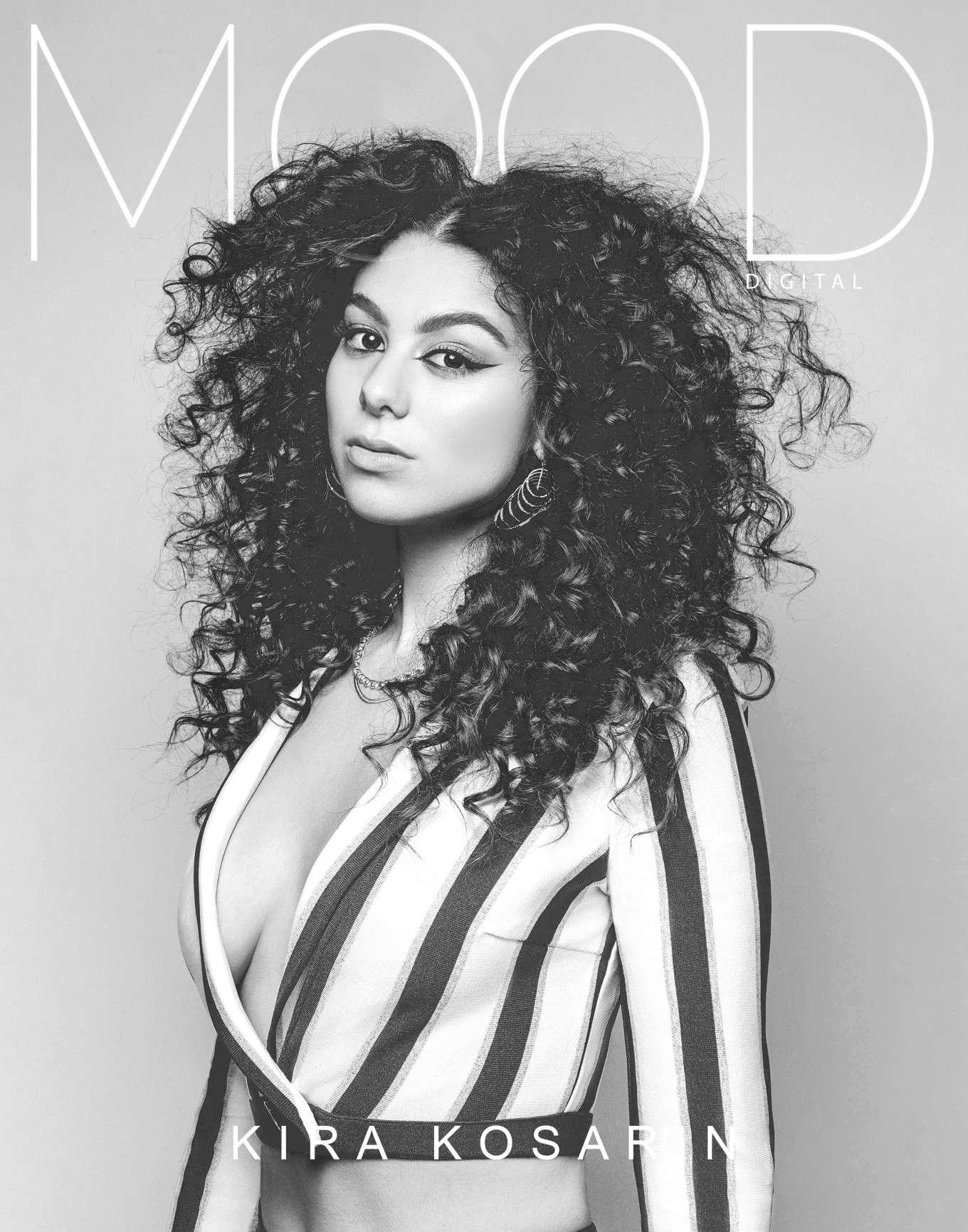 Kira Kosarin - Mood Magazine July 2019