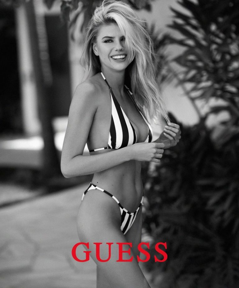 Charlotte McKinney - GUESS Spring/Summer 2019 Swimsuit Collection