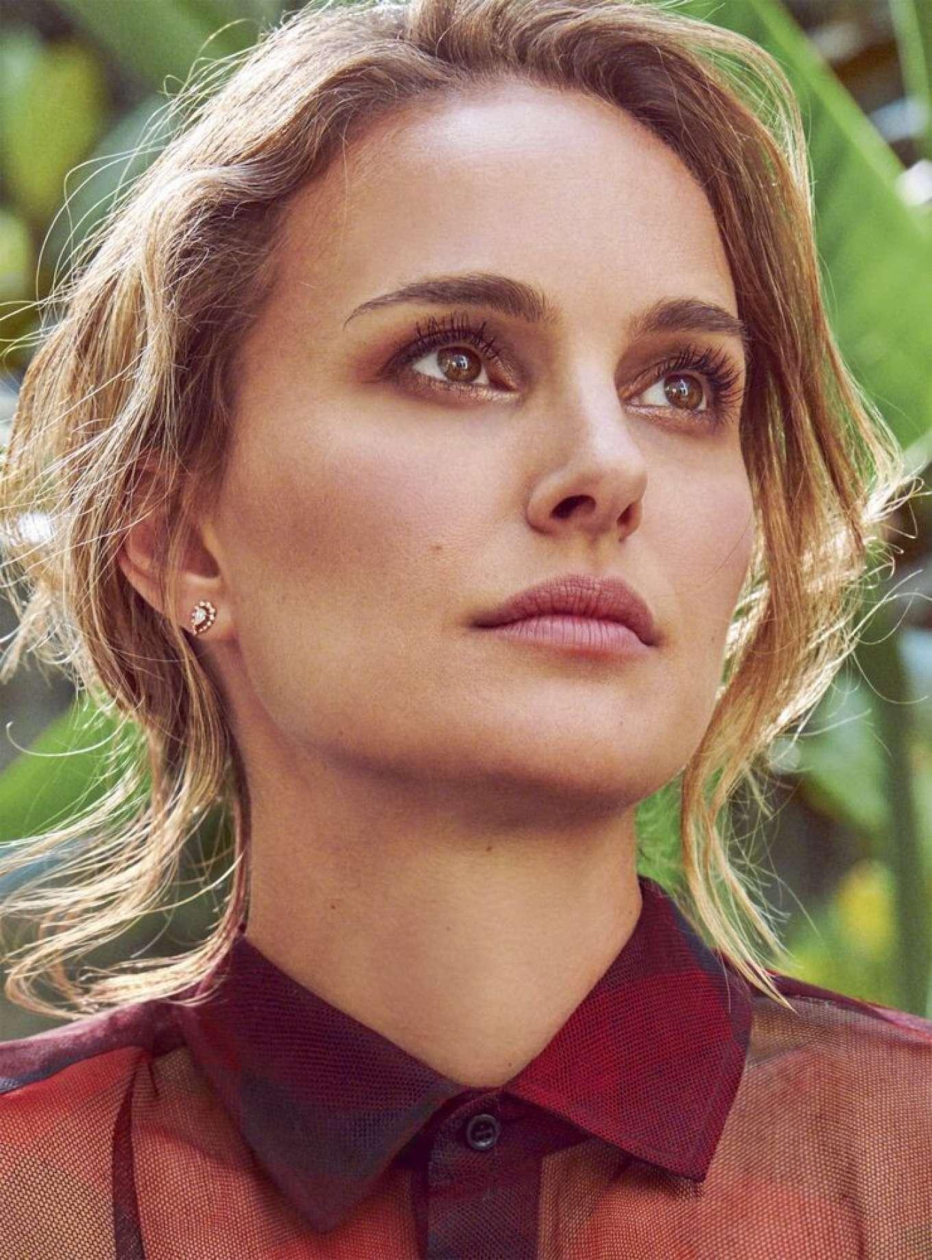 Natalie Portman - Harper's Bazaar UK September 2019