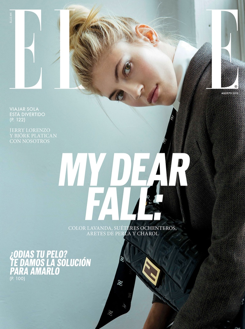 Devon Windsor - ELLE Mexico August 2019