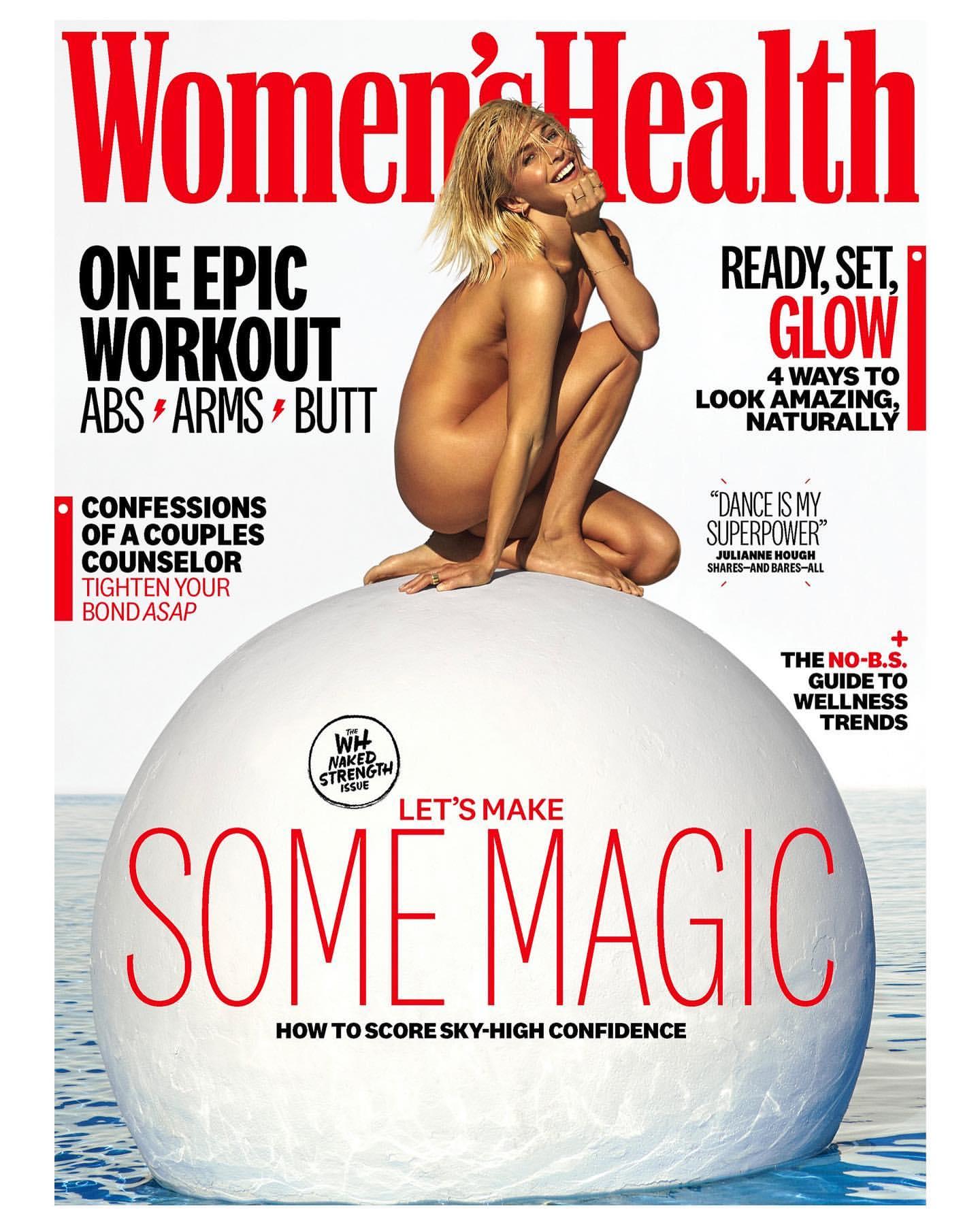 Julianne Hough - Women's Health September 2019