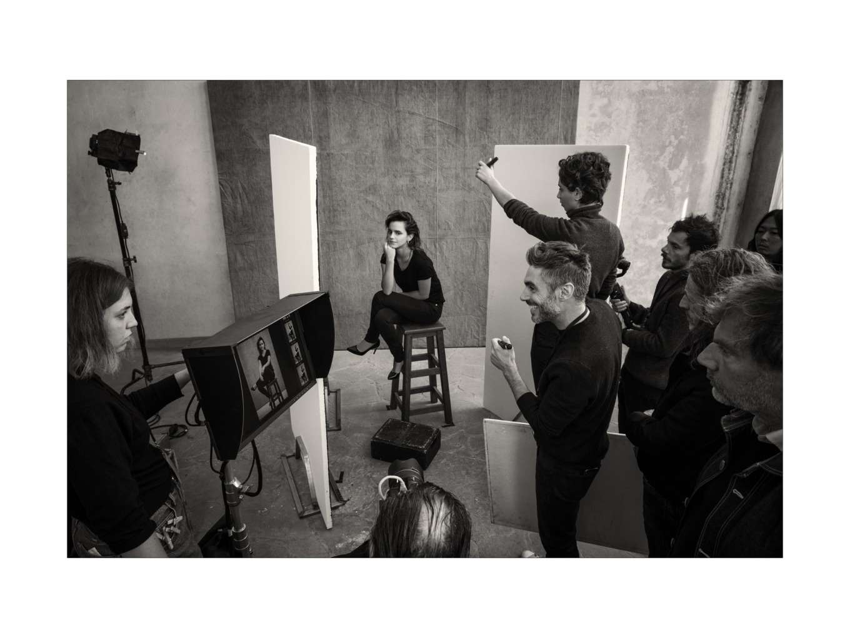 Emma Watson - Pirelli Calendar 2020 (Behind The Scenes)
