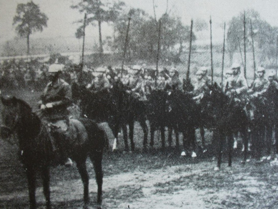 German Cavalry, 1914