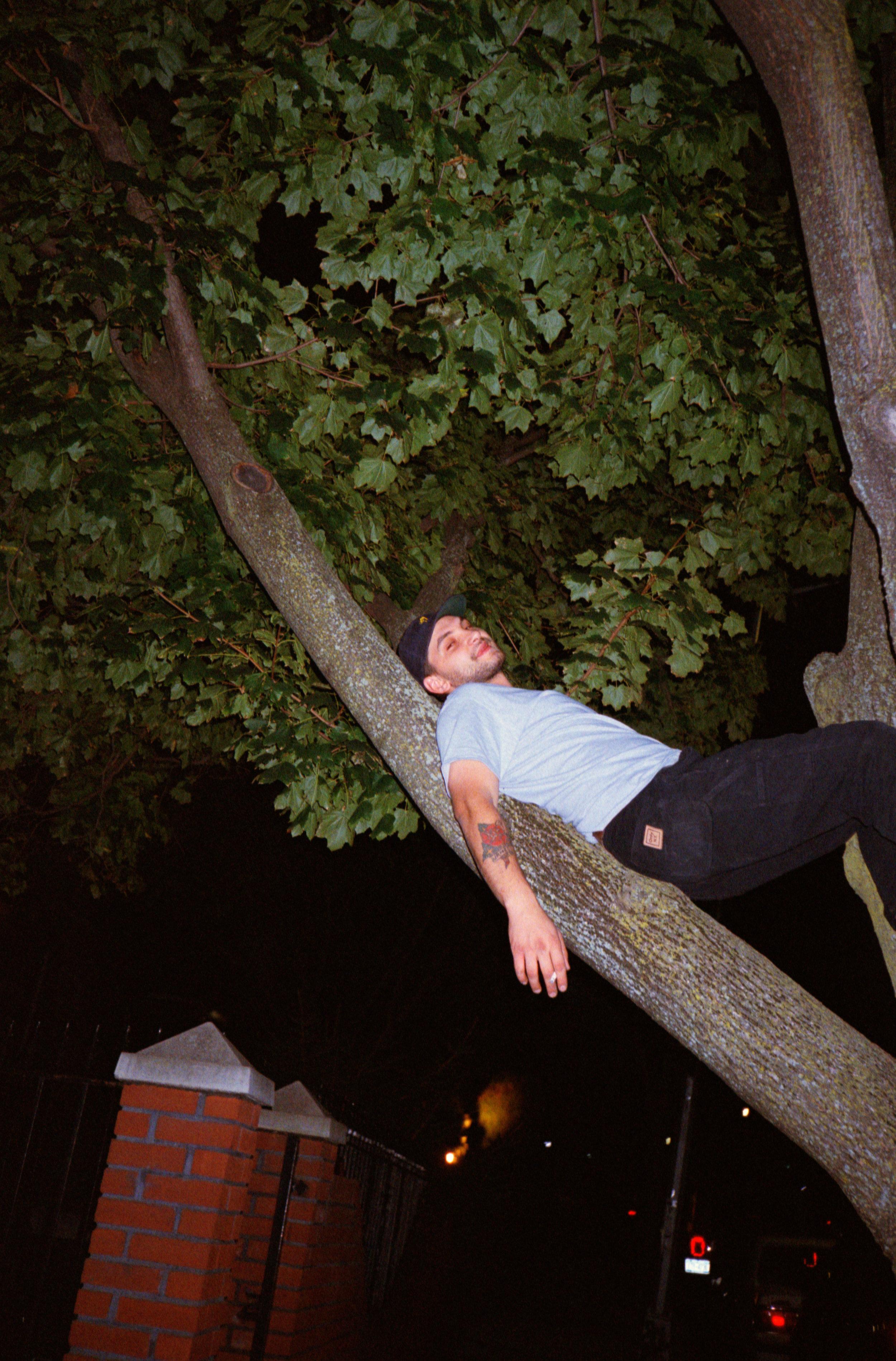 6 - Late Night Tree Climb (Dece's Birthday), 2017.jpg