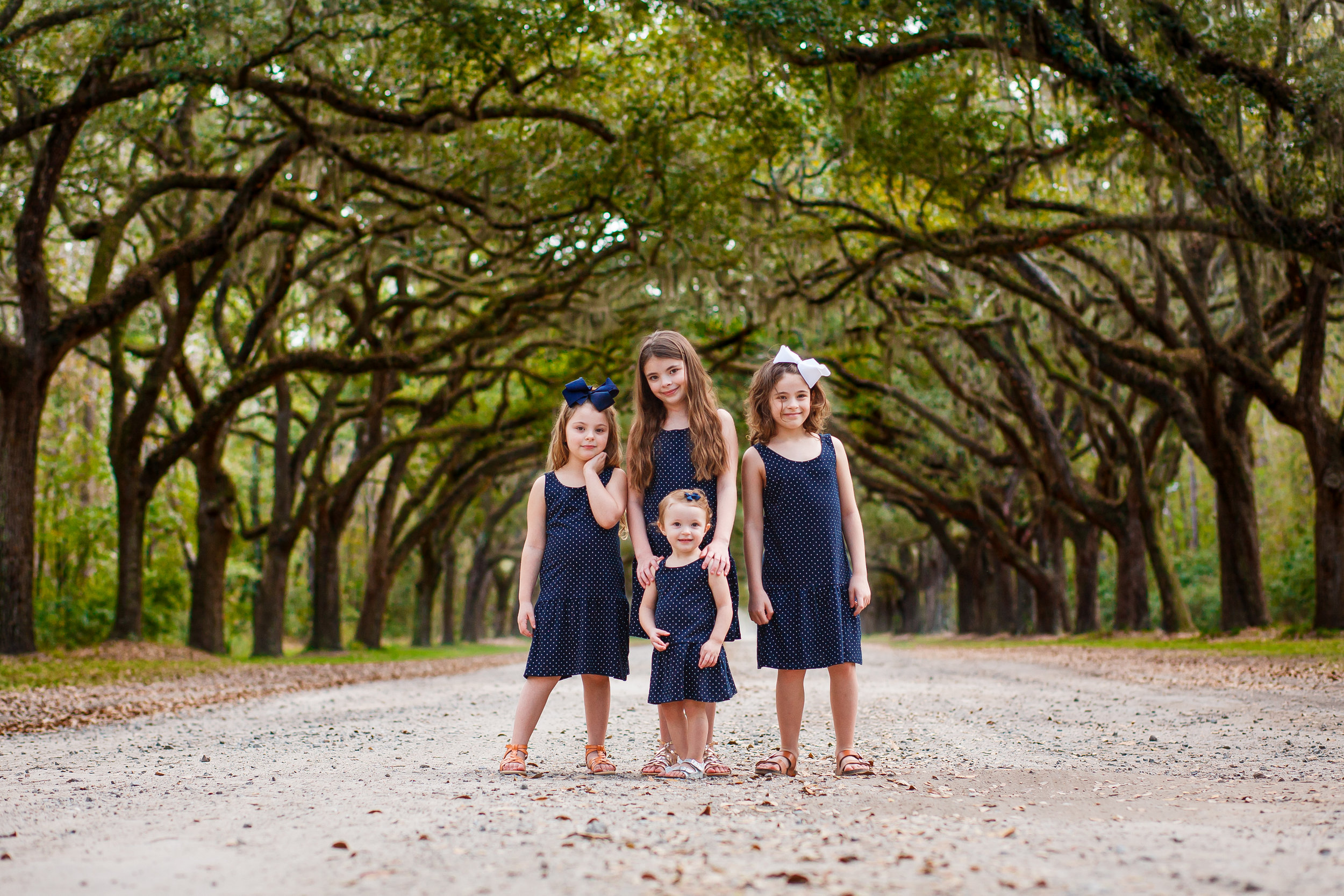 Of course, I couldn't leave out a picture of my 4 little girls!