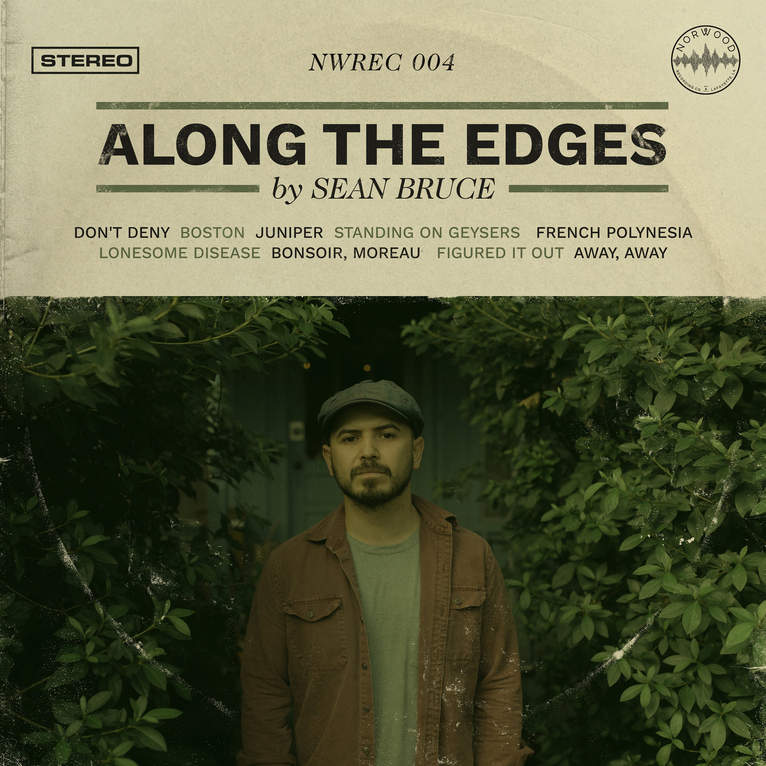 Along the Edges - LP (2019)