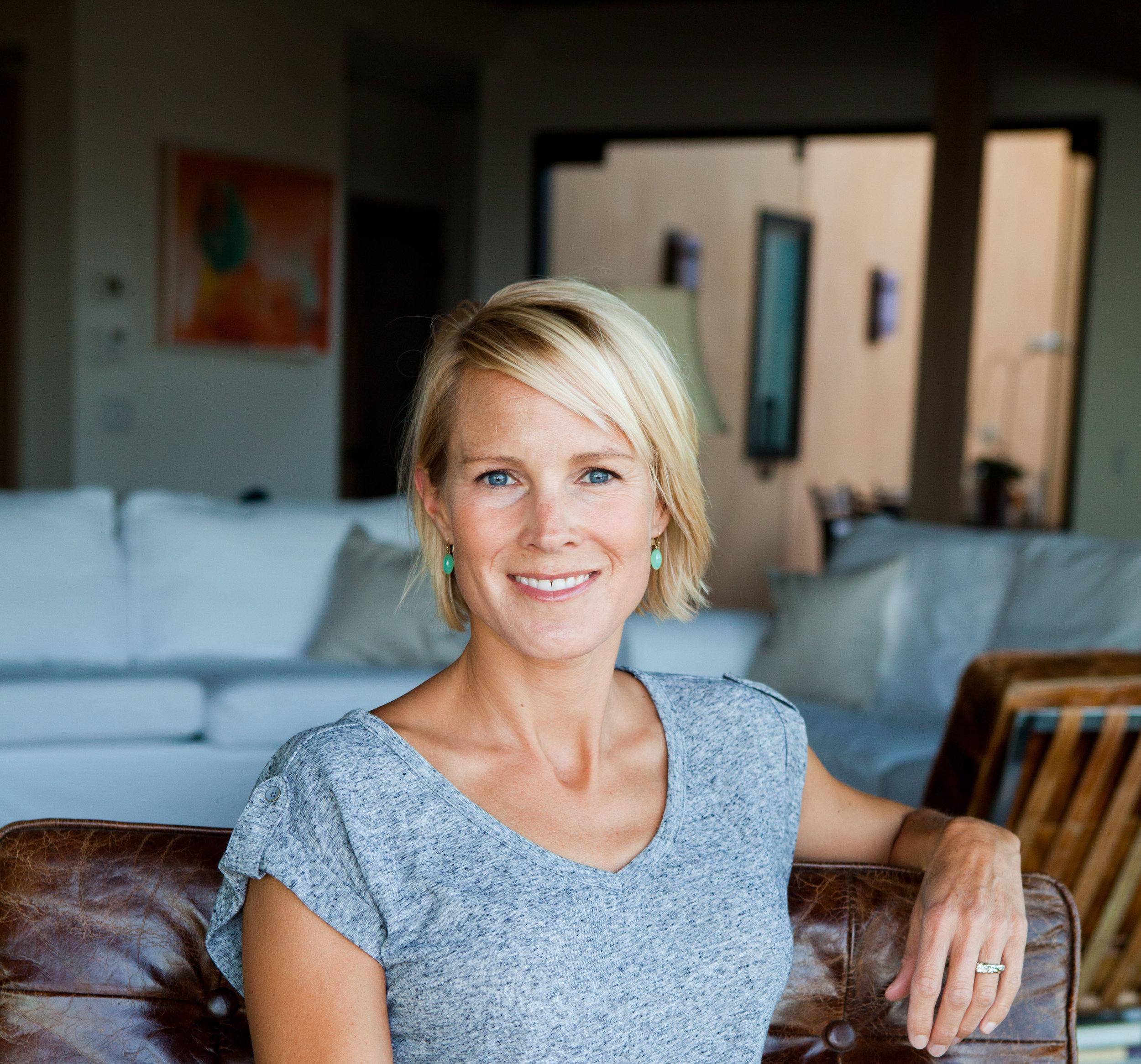 Sarah Vanderveen - Founder, owner of Brooks Street Books