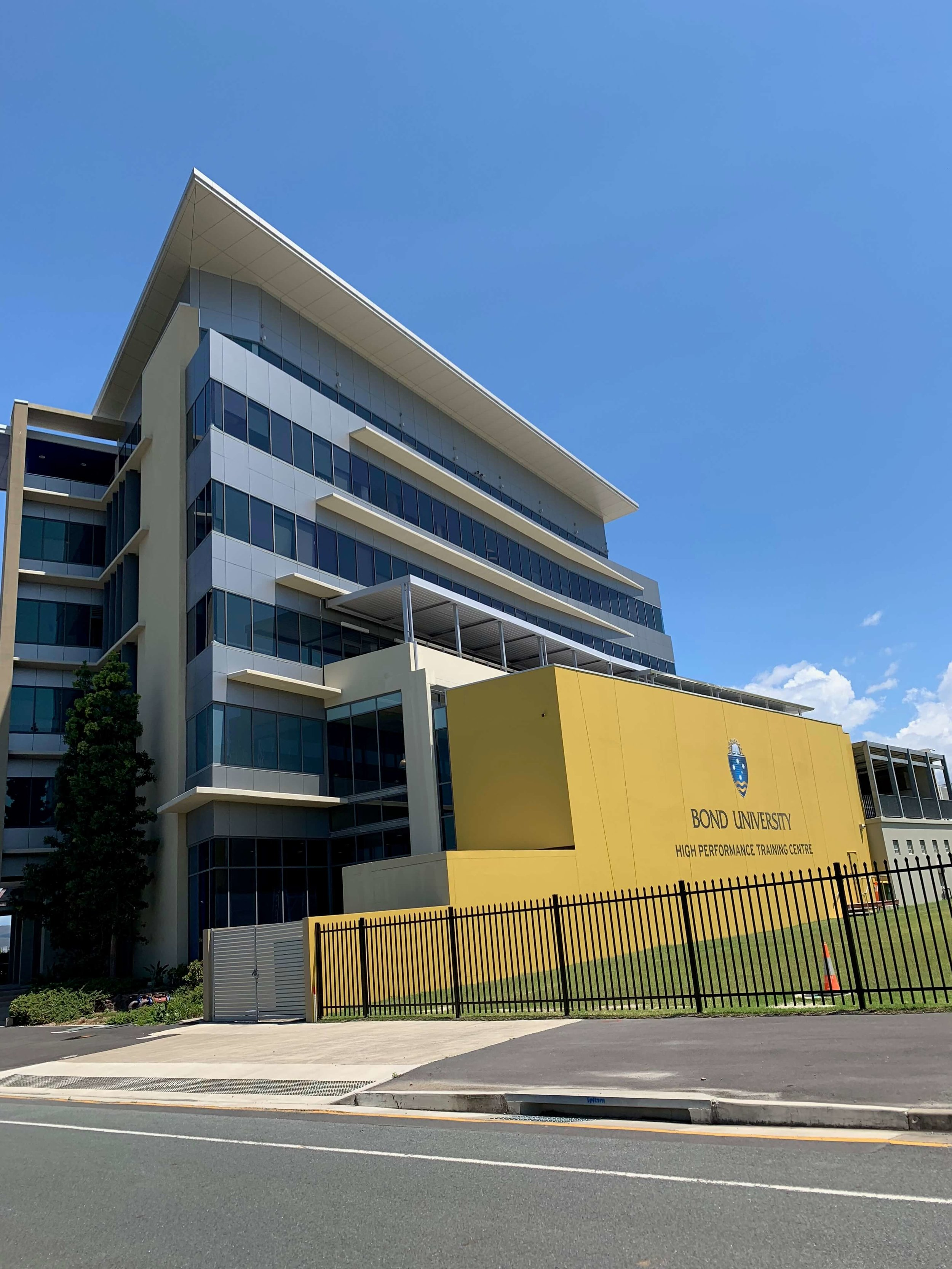 Bond University Sports - Building Rectification & Repaint