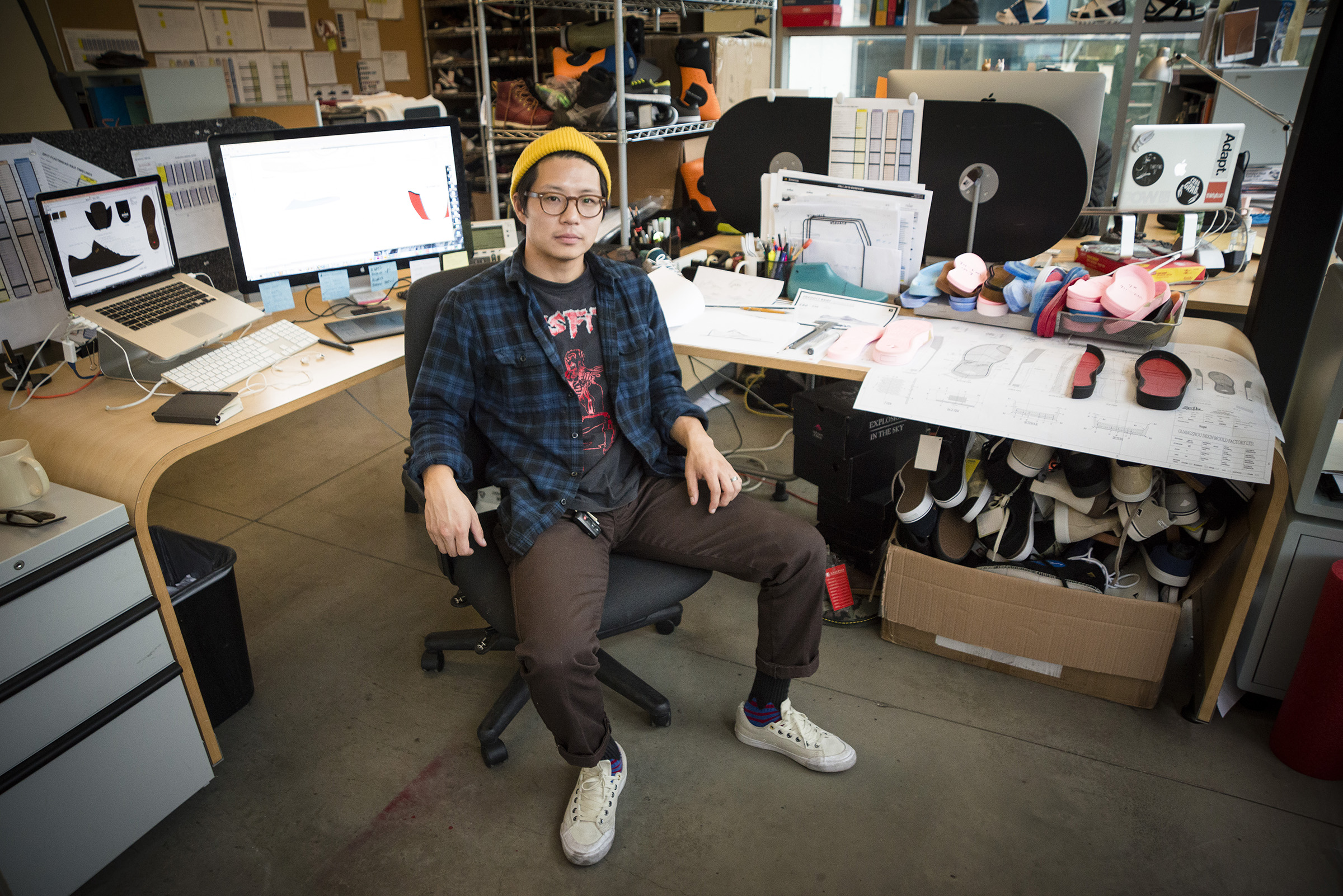 Paul Kwon - Lead Footwear Designer and Merchandiser at Emerica
