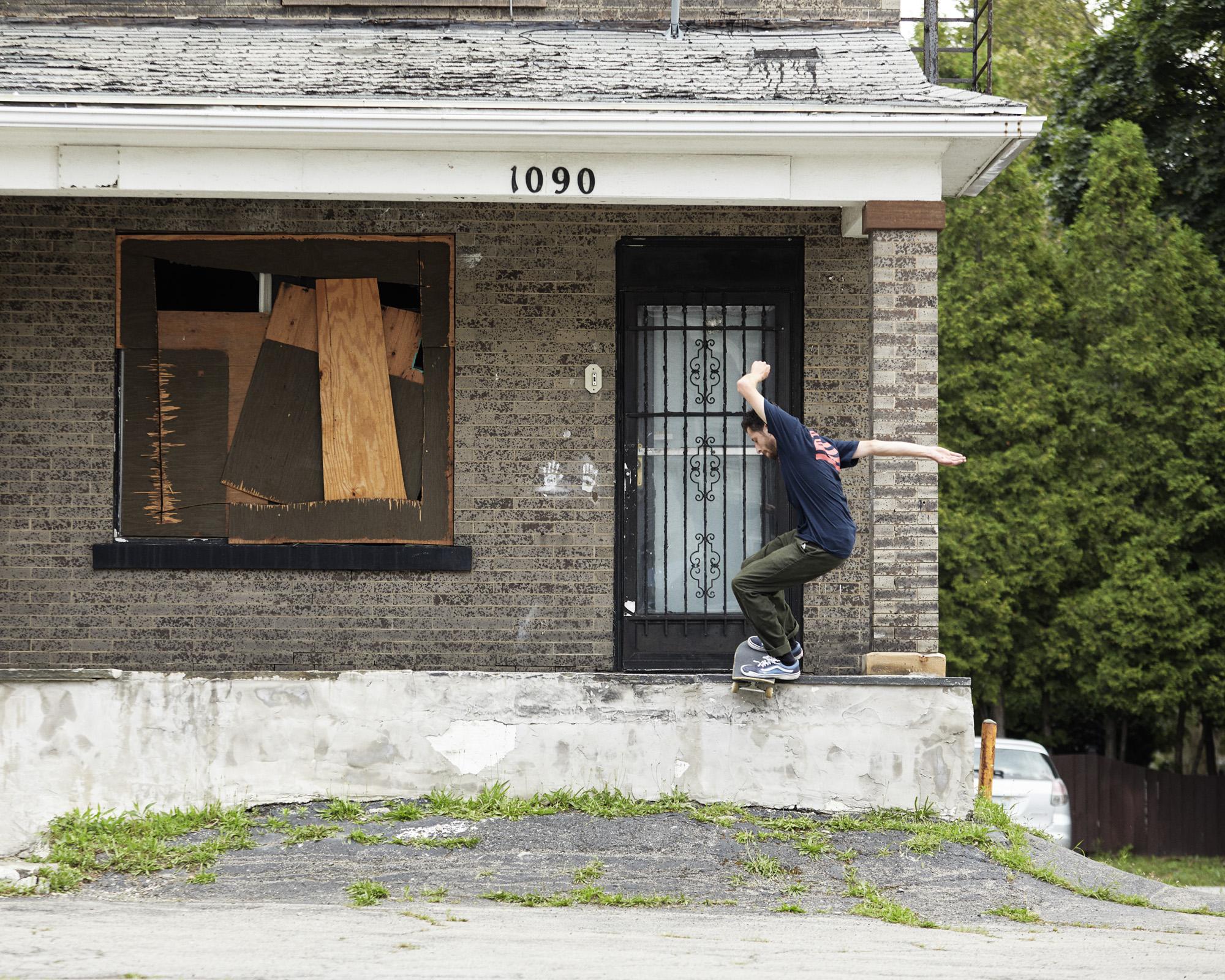 Wallie Lipslide - Rochester, NY - Photo: Will Jivcoff