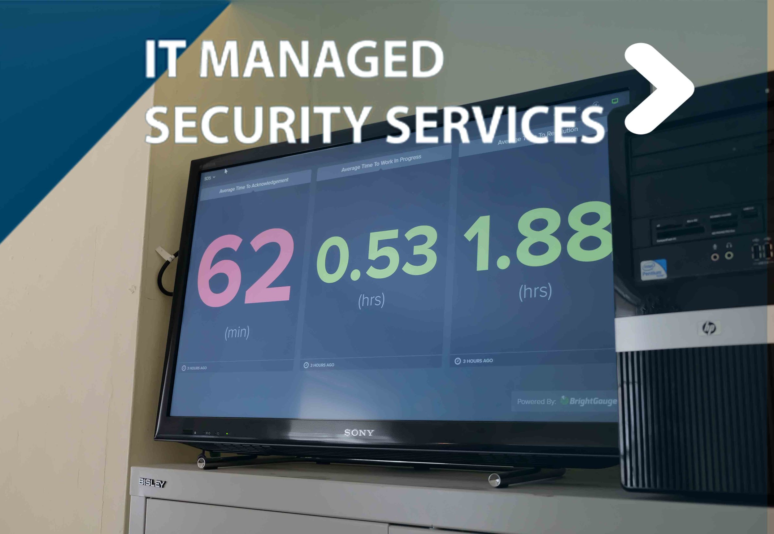 IT Managed Security Services