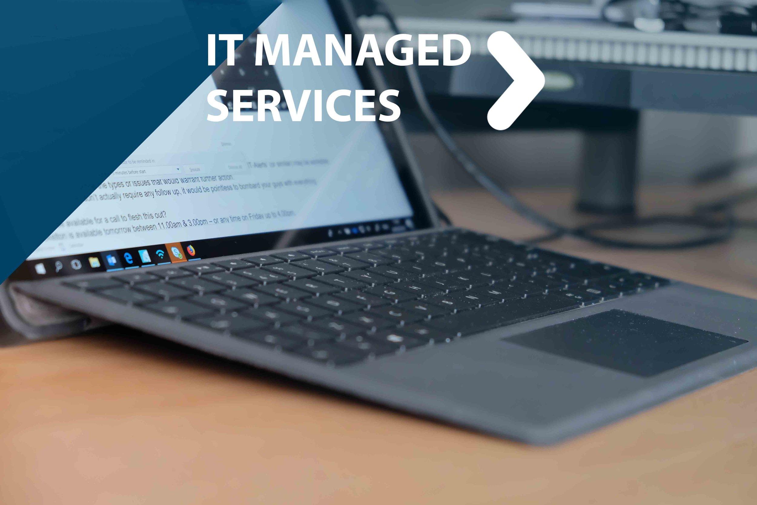 IT Managed Services Ireland