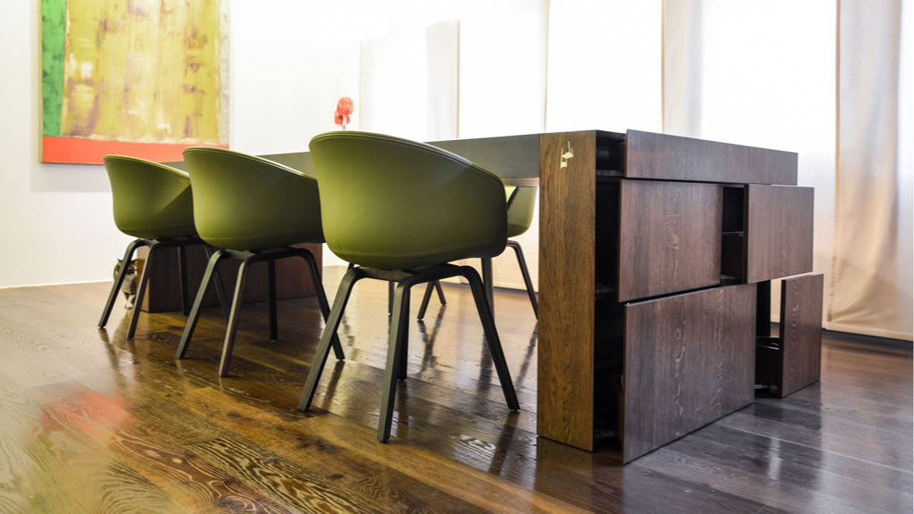 TAVOLO - MULTI FUNCTIONAL DINING TABLE
