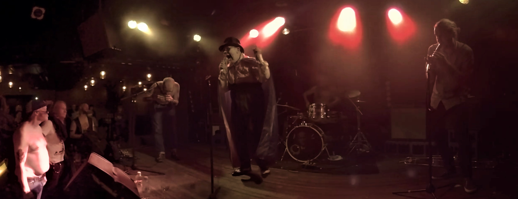 KALEVI HELVETTI'S LIVE PERFORMANCE AT CLUB KUUDES LINJA   , Helsinki, Finland