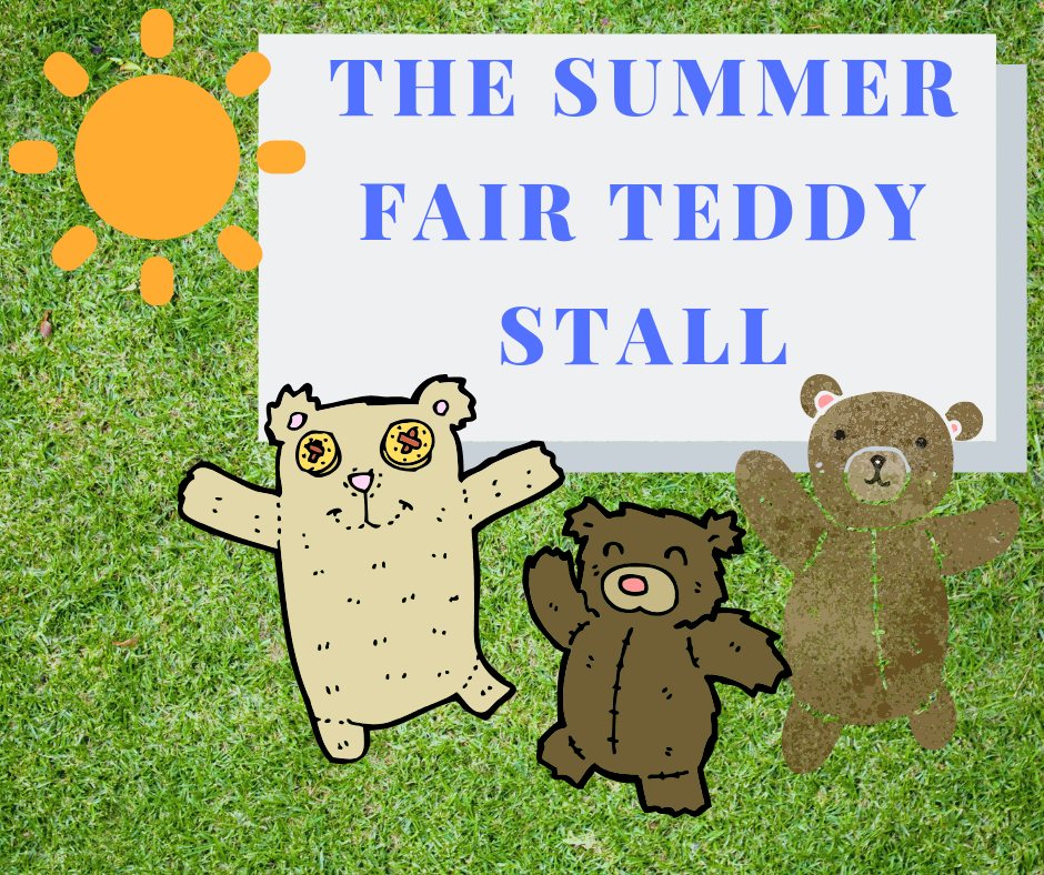 Teddy Games at your PTA Fair