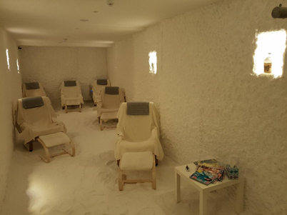 Sterile and Relaxing Environment - Both our adult and children's salt therapy rooms are highly sterile and clean environments, placed in a setting which is serene and calm, to help patients relax and get the most out of their sessions both physiologically and psychologically.