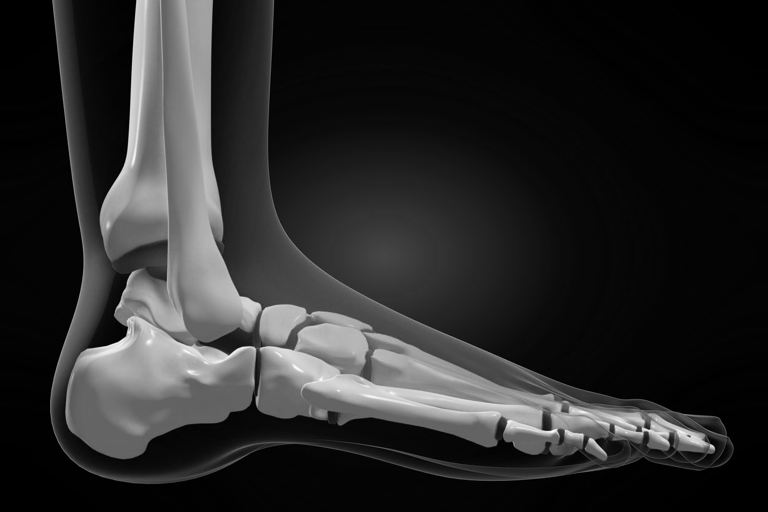 treatment for broken ankle, foot fracture, broken toe - foot doctor manalapan nj