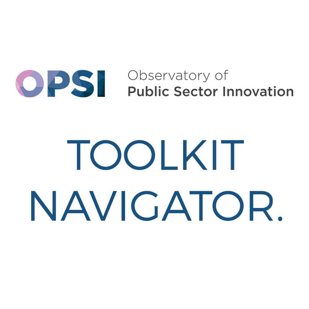 Toolkit Navigator