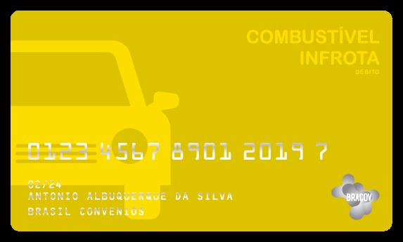 Cartão Combustível  com desconto em folha ou pré pago pela empresa, destinado a gestão de frotas para abastecimento, aceito exclusivamente em postos de gasolina.