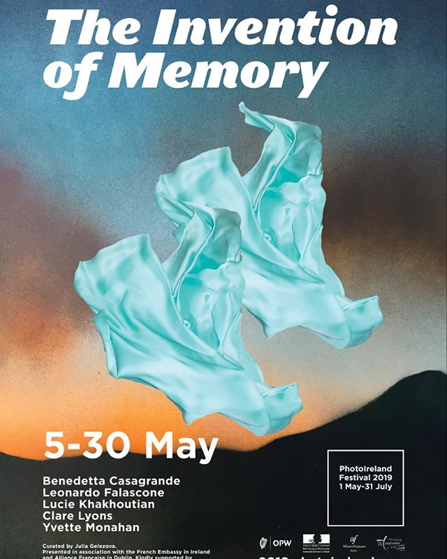 So excited to be part of The Invention of Memory exhibition in beautiful Rathfarnham Castle next sat, May 4th as part of the 10th PhotoIreland. Please come! thanks so much to @julia.gelezova for curating and for working so hard. Can't wait to see the full show up with these guys @benedetta_casagrande @thelivewildcollective @clareflyons @leonardo_falasconi  Will post some pics of when I was making the turf prints on Inishfree too