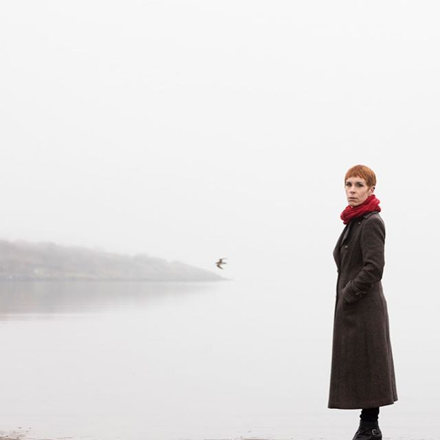 Writer Tana French for The Guardian  @guardian.  Whopper thanks to @trishutchinsonphoto and @seanbreithaupt #tanafrench