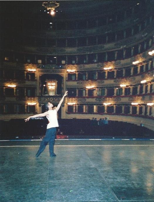 Faculty Spotlight: Who is Mr. Lue? — Boca Ballet Theatre