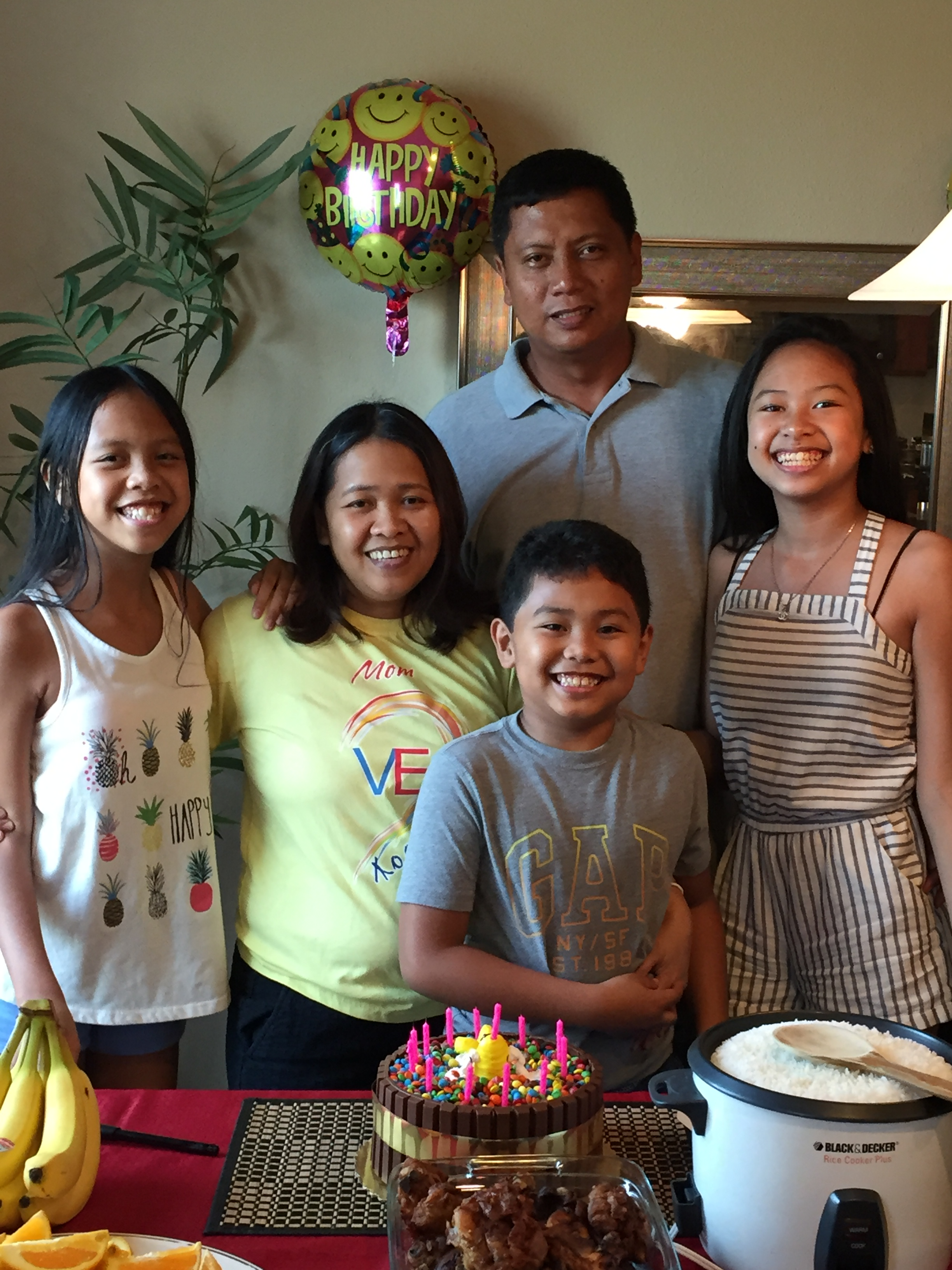Kristine's 13th Birthday