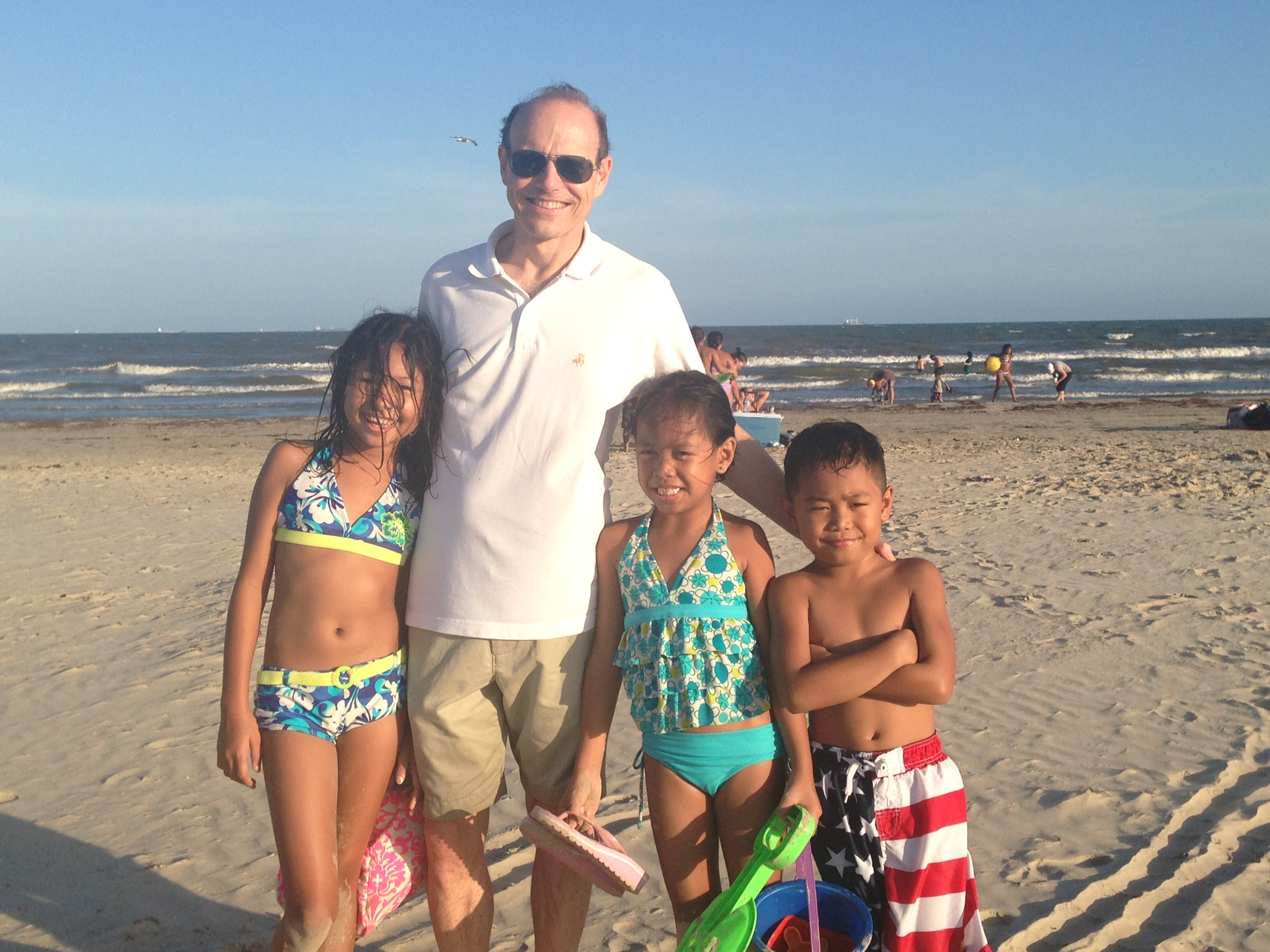 Galveston Beach, 2013