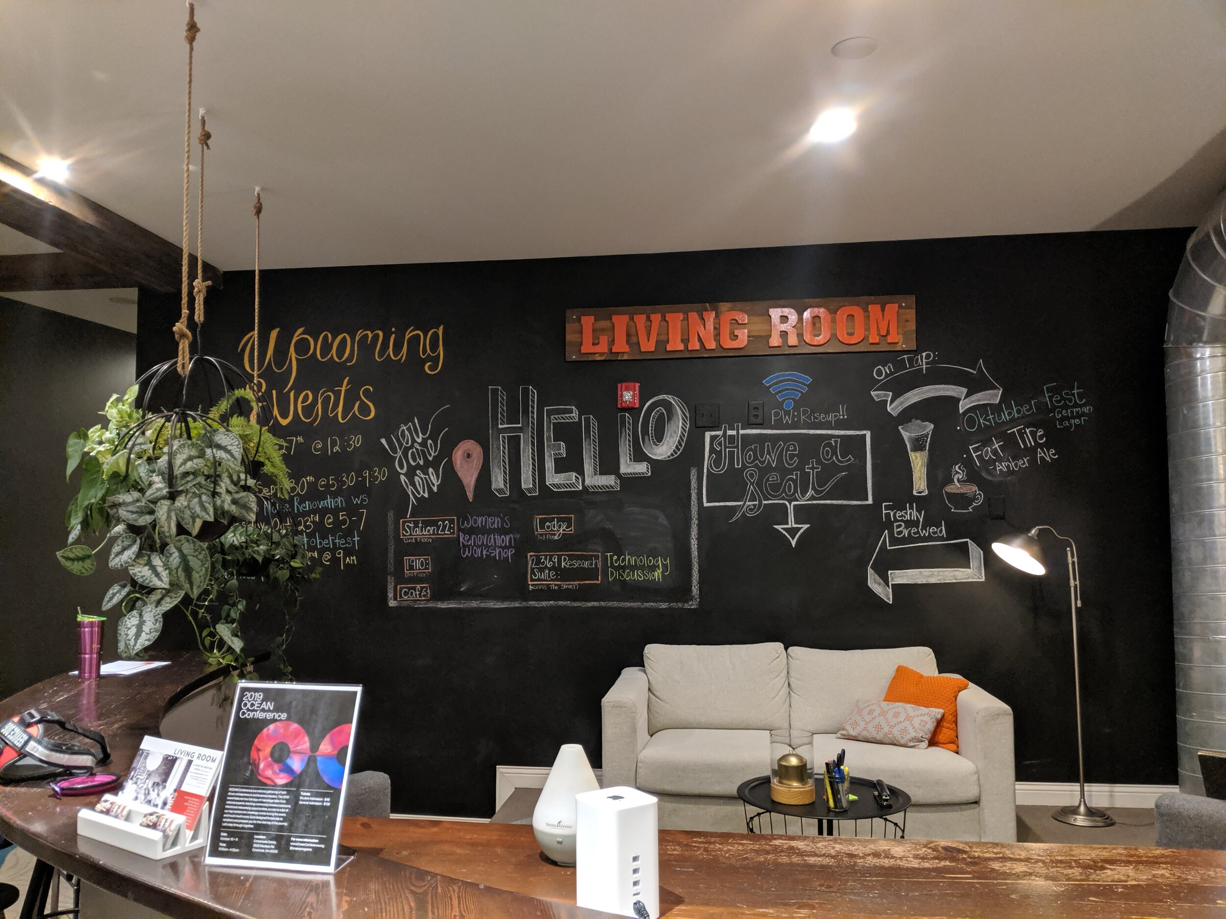 The Living Room in Cincinatti