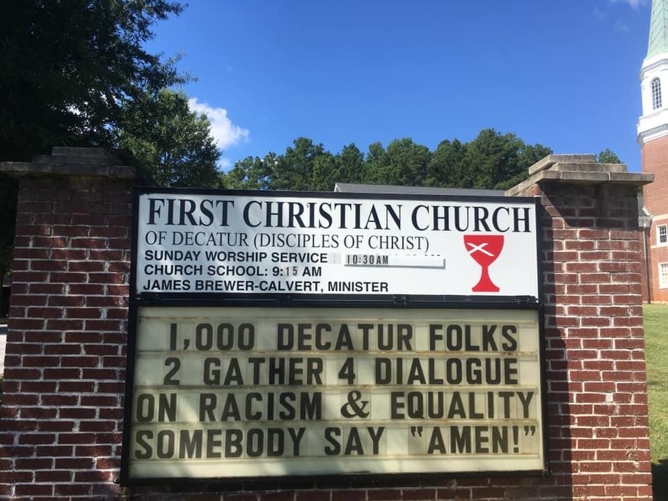 First Christian CHurch sign decatur dinner.jpg