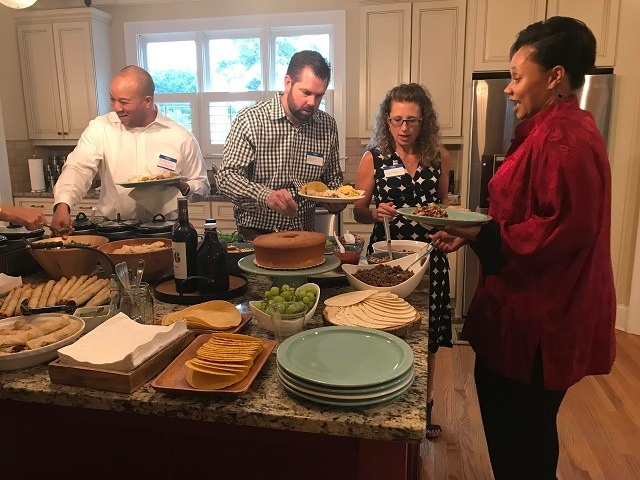 Mending Race Relations in Decatur, One Dinner at a Time - Decaturish