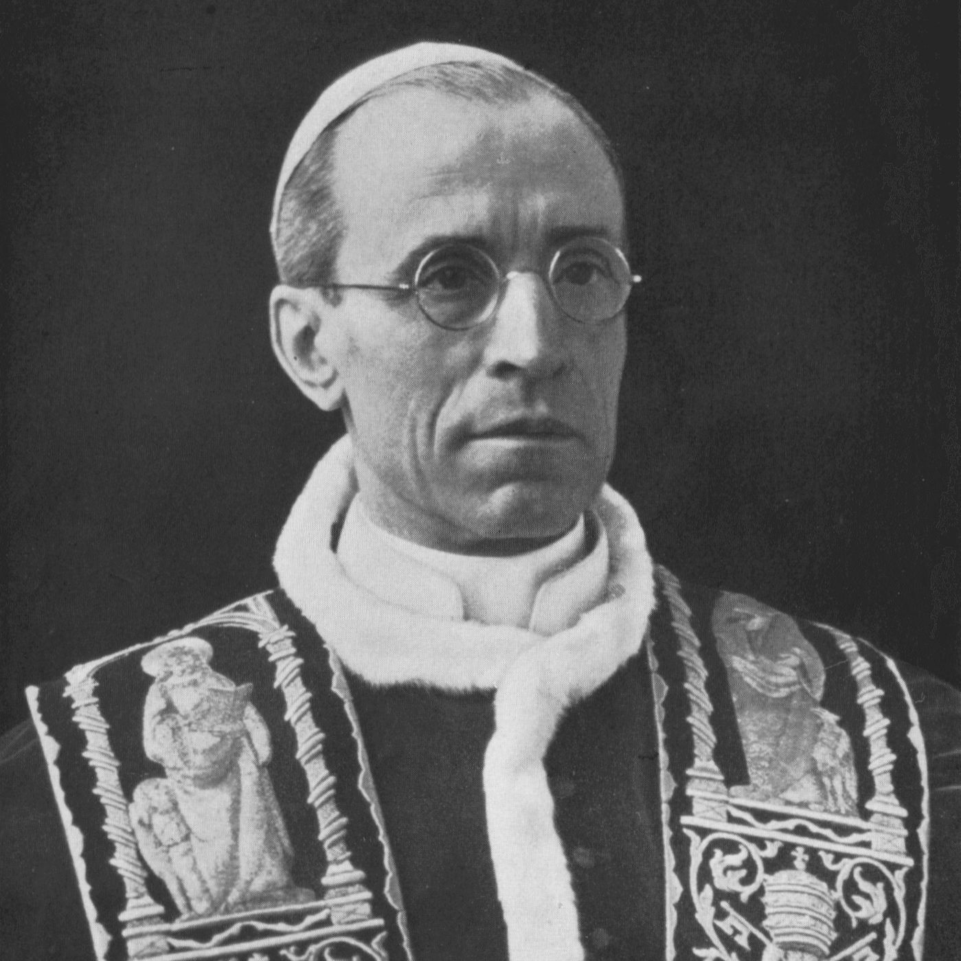 Pope Pius XII - Letter on Centenary of Newman's Conversion12 April 1945Newman 'gave up his whole life to the truth' (Juvenal, Satires); all his efforts, all his untiring labours, were dedicated to that end. A time came when the beauty of Catholic teaching revealed itself clearly to his longing eyes; with that, no obstacle of any kind—his old prejudices, loss of prospects, the protests of his friends—could hold him back; nothing must stand between him and full adherence to the truth he had now mastered. He held to it ever afterwards with unshaken consistency, made it the guiding principle of his whole life, found in it, as in nothing else, full contentment of mind.