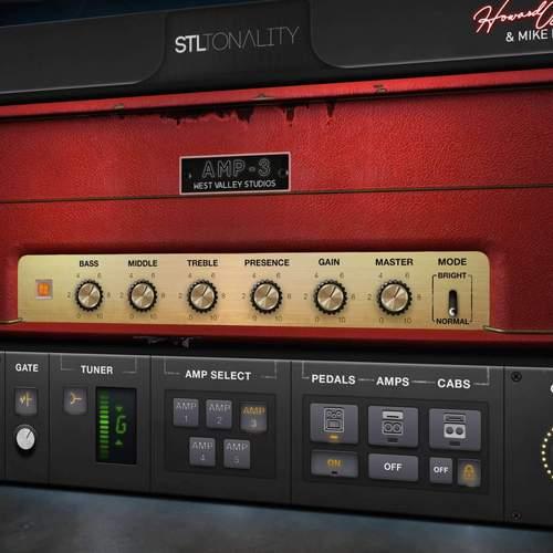 STL TONALITY - HOWARD BENSON GUITAR PLUG-IN SUITE    $129.99