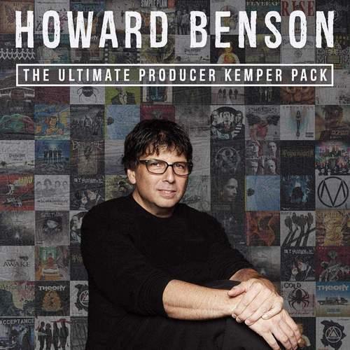 HOWARD BENSON - ULTIMATE PRODUCER KEMPER BUNDLE    $59.99