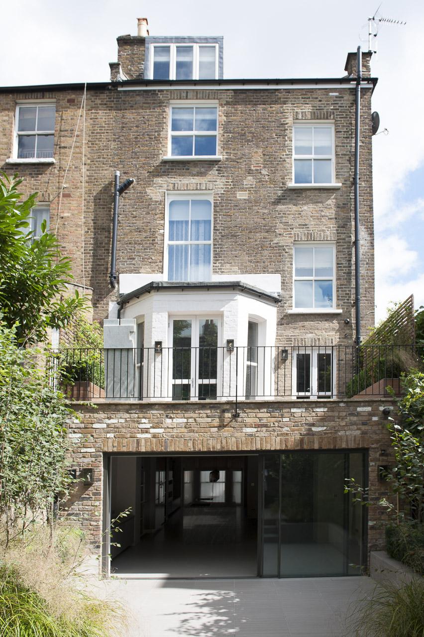 Hampstead rear extension