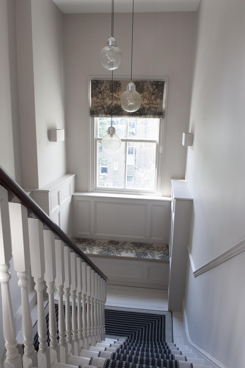 Hampstead interior light filled