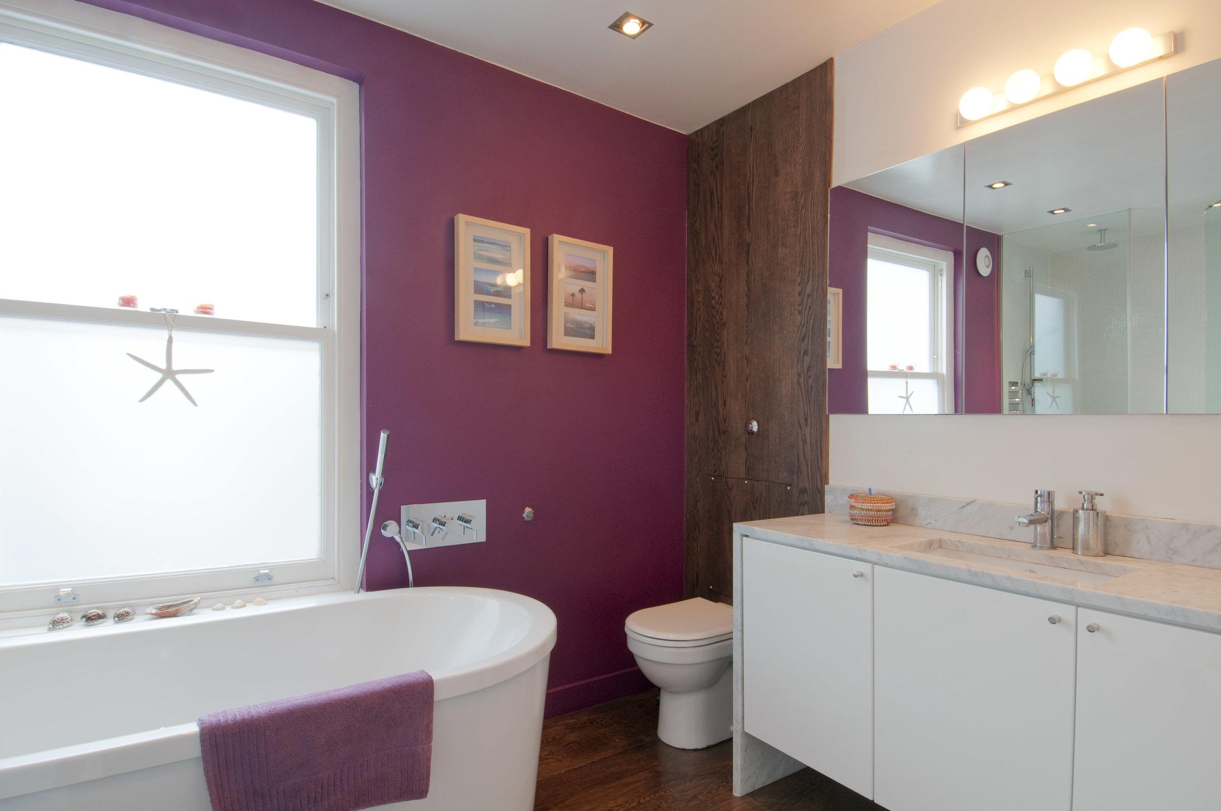 Queens Park bathroom interior