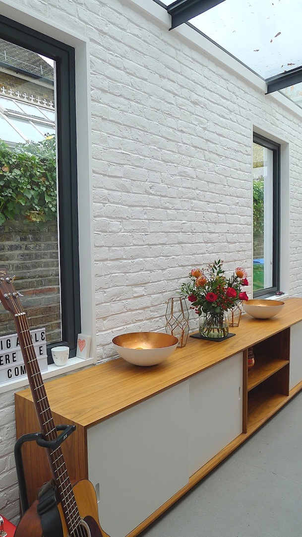 Kew contemporary extension furniture