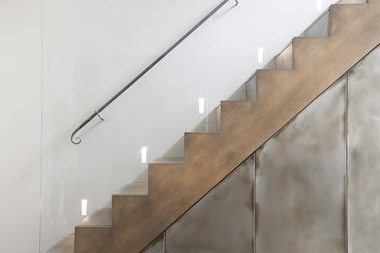 Hampstead bespoke staircase