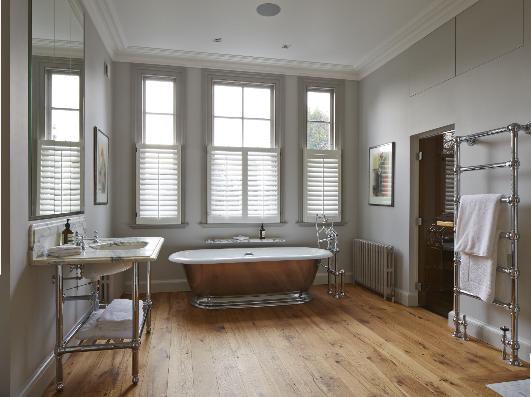 Hampstead bathroom interior