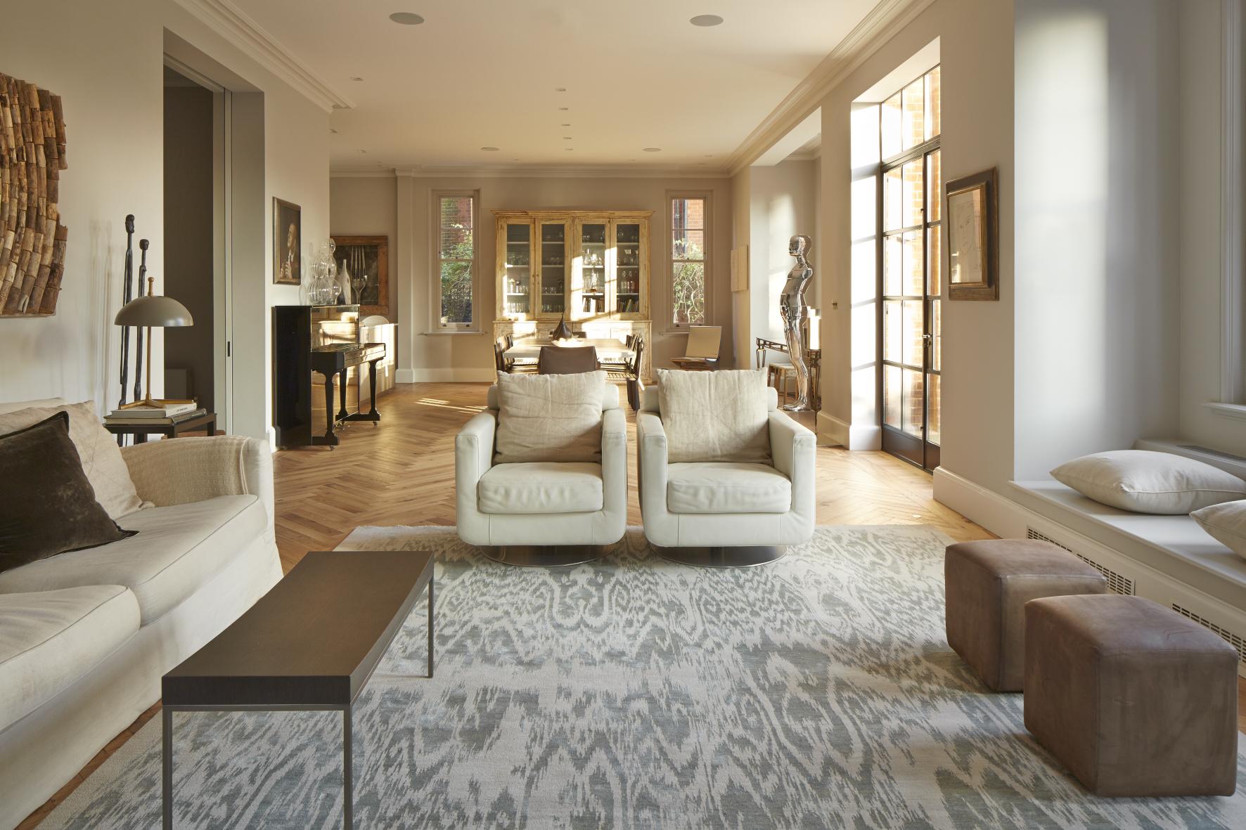 Hampstead lounge interior