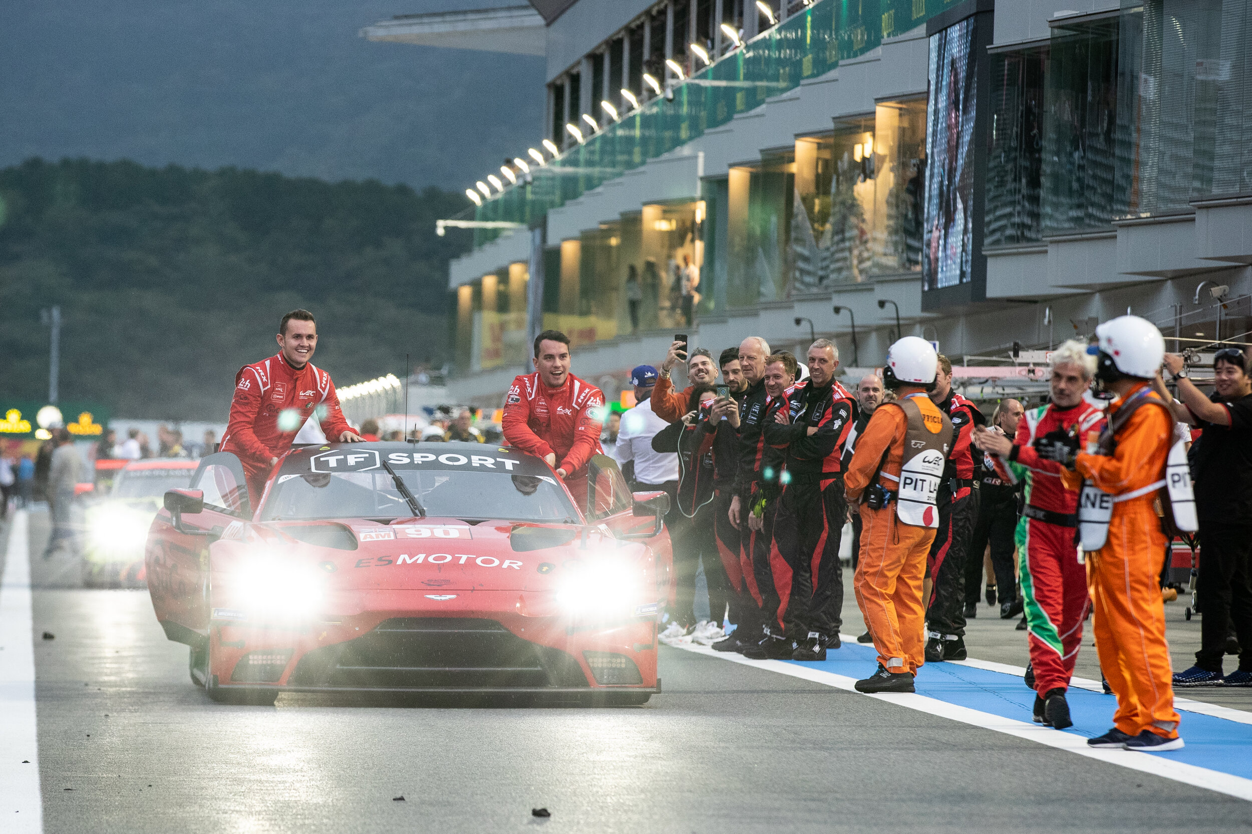 Latest Race Reports - Coverage of every race, including WEC and Blancpain.