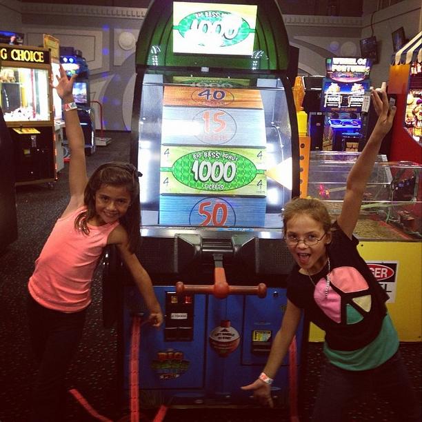 LTE Girls Playing in Arcade.jpg