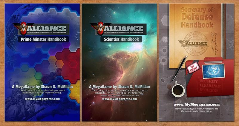 Role Handbooks for ALLIANCE
