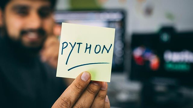 3 days left to apply for our 8-week #Python bootcamp in #Tulsa. Learn a new skill with OK Coders this summer.  Apps due June 3. Classes start June 6.  Photo by Hitesh Choudhary on Unsplash  #learntocode #codingbootcamp #okcoders